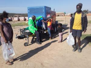 Providing clean water to those who need it the most