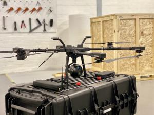 Multi-copter for heavy payloads