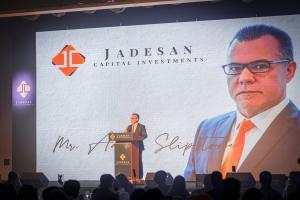 jadesan capital investments opening