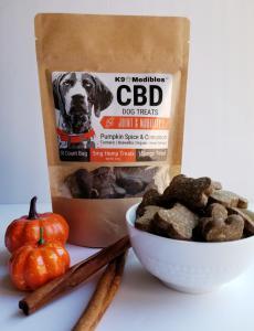 Gâteries au cannabidiol pour chiens