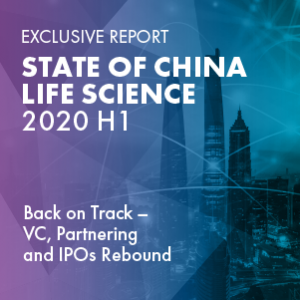 State of China Life Sciences