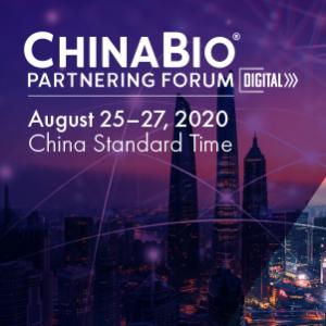 ChinaBio Partnering Forum