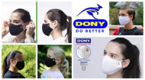 Dony Mask meet all the rigorous requirements for global export and use.