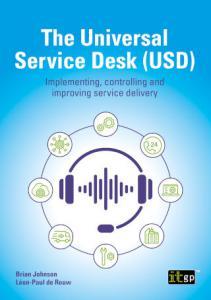 The Universal Service Desk (USD) Book