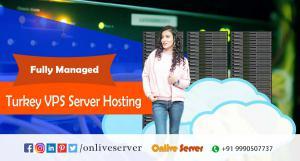 Fully Managed Turkey VPS Server