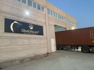 OliveOilsLand® - Turkish Olive Oil Shipment