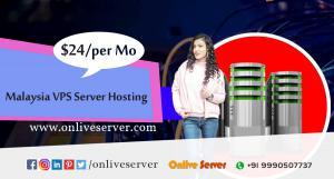 Malaysia VPS Server Plans