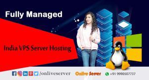 India VPS Server Plans