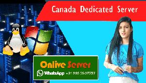 Canada Dedicated Server Hosting Plans