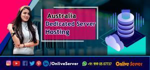 Australia Dedicated Server Hosting Plans