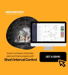 GroundHog SIC Mine Shift Planning