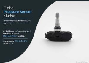 Pressure Sensor Market - AMR