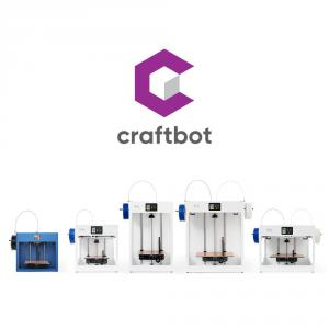 Craftbot has a series of award-winning 3D printers