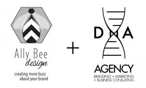 DNA Agency and Ally Bee Design Together Build Brands and Businesses through Marketing, Branding, and Business Consulting in South Florida