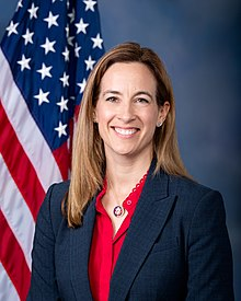 Mikie Sherrill, D-NJ 11th District 116th Congress