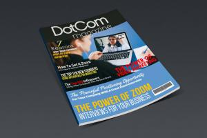 DotCom Magazine Zoom Interview Series