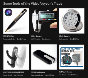 Video Voyeur Tools of the Trade