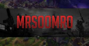 Logo for the well known PUBG gamer MrSoomro