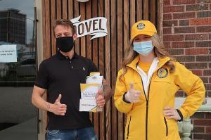 The Church of Scientology Kansas City reaches out to the community with important information on how to bring the pandemic under control.