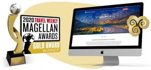 Authentic America Travel Receives Prestigious Award