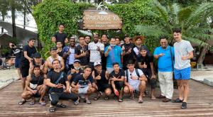Kedah FA visit paradise 101