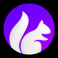 Purple Squirrel Media logo