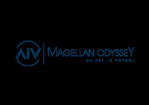 Art in Voyage (AIV) Magellan Odyssey logo