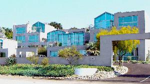 Givelist app offices located in Santa Monica, California.