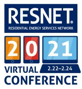 RESNET 2021 Conference Logo