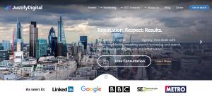 JustifyDigital SEO Services