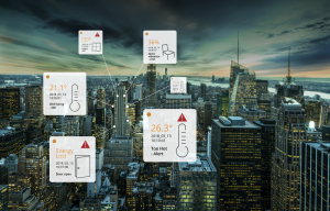 With smart sensors, facilities management and office managers will have access to data to detect and diagnose issues in all buildings, no matter their location