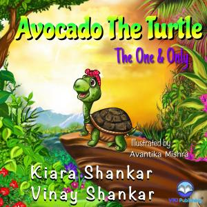 Avocado the Turtle: The One and Only