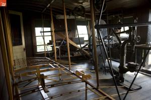 wright brother's airplace workshop the ford museum