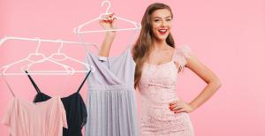 Fashion clothes for ladies, how to choose the dress that suits the occasion