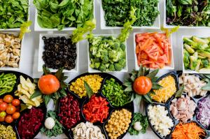 Leafy green vegetables is best for a healthy diet