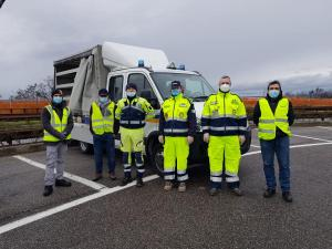 Pro.Civi.Co.S is comprised of Scientology Volunteer Ministers who are also trained in civil defense.