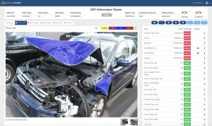 Claim Genius provides near instant AI analysis of vehicle damage