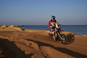 Oriol Mena_Rieju Team_Dakar 2021