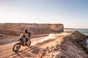 Joan Pedrero_Rieju Team_Dakar 2021