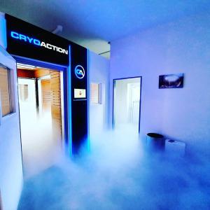 CryoAction cryotherapy chamber