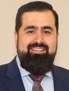 Photo of Mahmood Qasim, CEO of IDRF