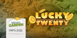 Be one of the 20 Winners 10% Cash back