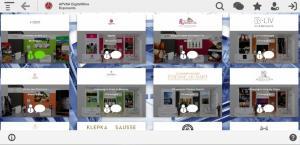 DigitalWine Trade Fair Exhibitors' Booths