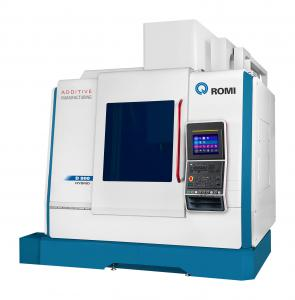 Romi Hybrid Manufacturing Machining Centers