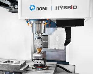 Romi D Hybrid Series Manufacturing Machining Centers