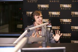 Agency Intelligence founder Alexander Velitchko (Alexander Vee) on 77 WABC Radio, New York City