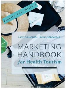 Cover of Marketing Handbook for Health Tourism