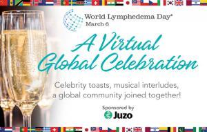 World Lymphedema Day celebration banner