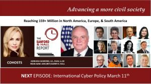 The Sanford & Hall Report - Panelists and Sponsors