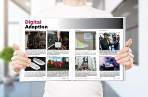 Solutions for Disrupting Disruption, Top Digital Trends